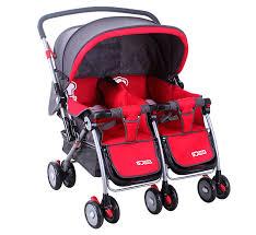 Baby - Double Stroller
