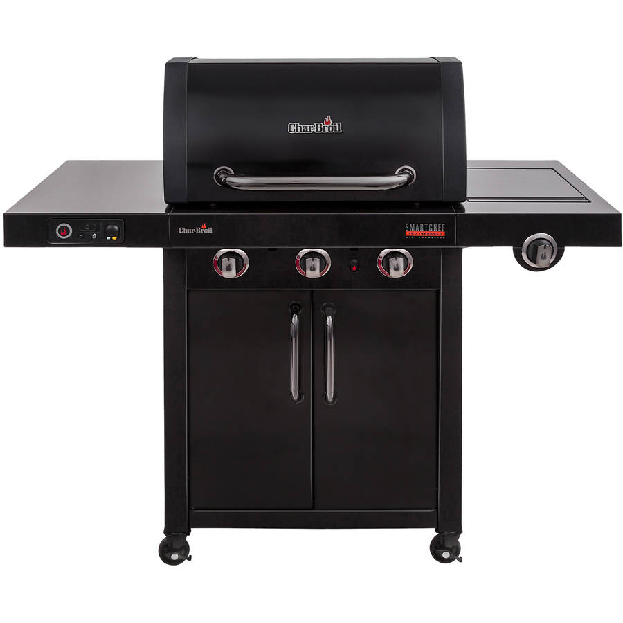 Char-Broil SmartChef TRU-Infrared 3 Burner Gas Grill Review