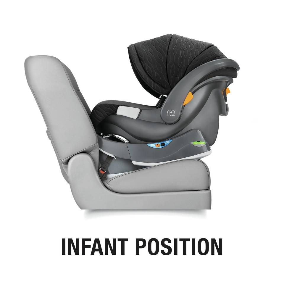 Chicco Fit2 Car Seat Review