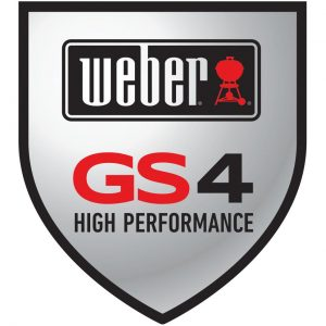 The Weber GS4 grilling system